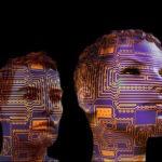 未来のロボット