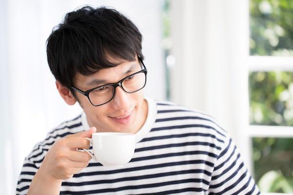 休日のコーヒーブレイク