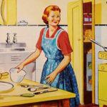 主婦の画像